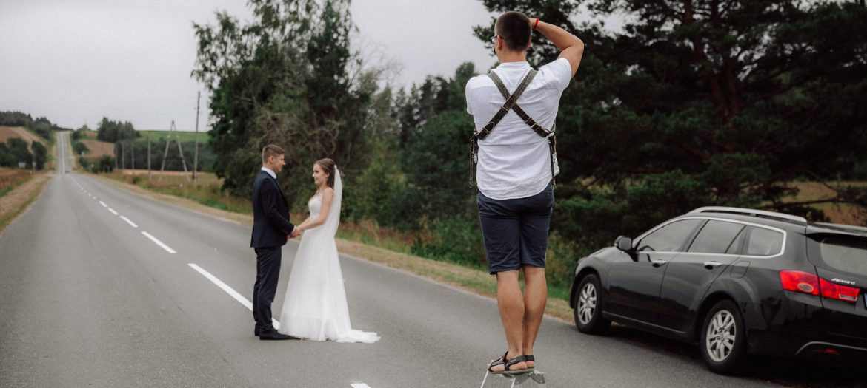 Vai/kāpēc izvēlēties divus kāzu fotogrāfus?