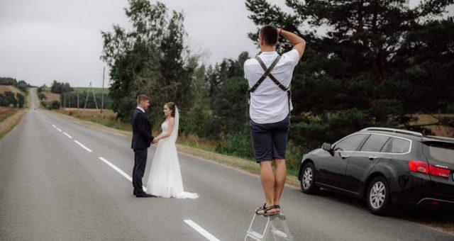 Kāpēc izvēlēties divus kāzu fotogrāfus?